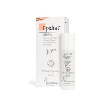 Imagem de Epidrat Lábios Fps 30 Hidratante Labial 5,5G - Mantecorp Skincare
