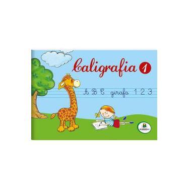Caligrafia - Volume 1 - Vários Autores - 9788573988017