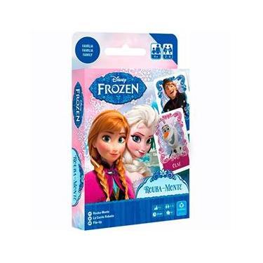 Imagem de Jogo de Cartas - Rouba Monte - Disney - Frozen 2