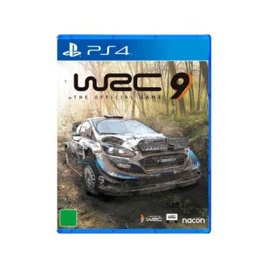WRC 9 para PS4 Maximum Games