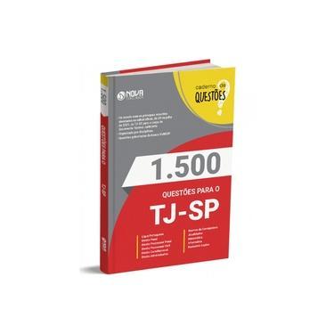 Imagem de Caderno 1.500 Questões Gabaritadas - TJ-SP