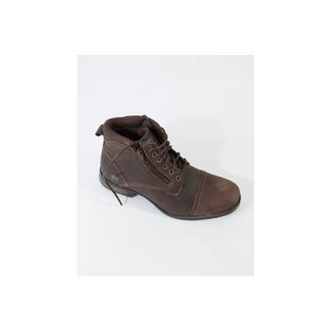 Bota Boots Company Couro Café