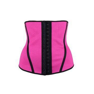 Kit com 10 Cintas Modeladoras Abdominais Feminino Academia Fitness - ESBELT  REF.1062