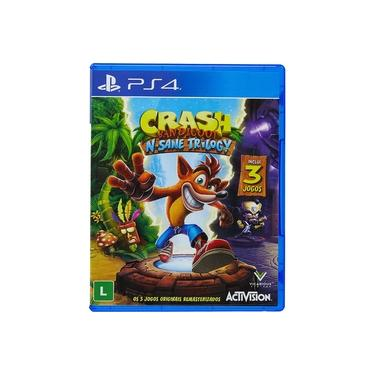 Crash Bandicoot N'sane Trilogy - PlayStation 4