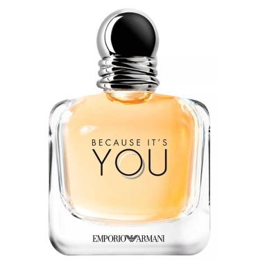 778f5ad8b33 Perfume Feminino Giorgio Armani Because with You - 100ml