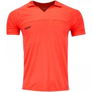 Camisa de Árbitro Topper Classic - Masculina Topper Masculino