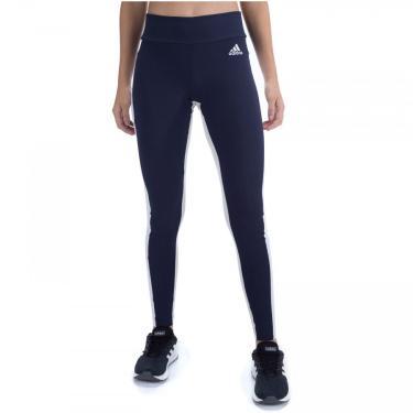 Calça Legging adidas Key Pocket - Feminina adidas Feminino