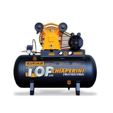 Compressor de Ar Top 10 MPV 110L - Trifásico - Chiaperini