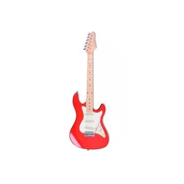 Imagem de Guitarra Strimberg Sts100 Vermelho