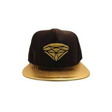 Boné Tuliska Diamond Aba Reta Snapback 3840ee631a1