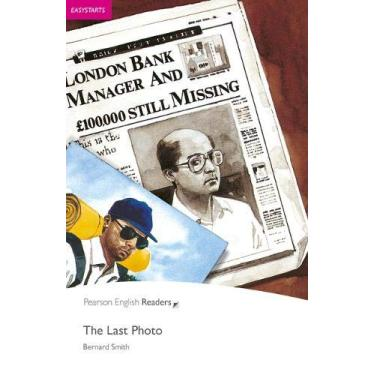 The Last Photo - Easystarts Pack CD - Penguin Readers - 2nd ed. - Smith, Bernard - 9781405880602