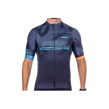 Camisa De Ciclismo Woom Supreme Berlin Masc Coleção 2021