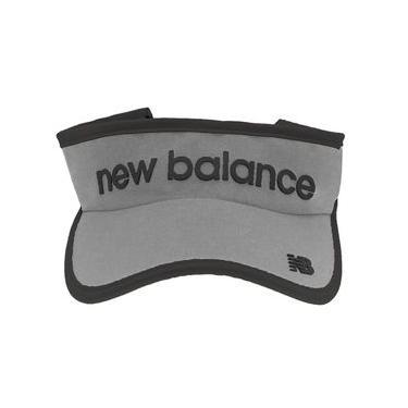 Viseira New Balance Nb Logo Feminino Cinza - UNI