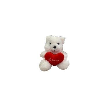 Imagem de Pelúcia: Urso Coração Eu Te Amo