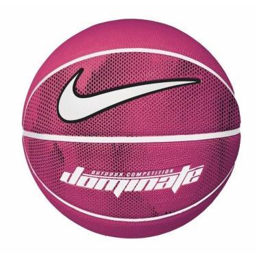 Bola De Basquete Nike Dominate Rosa