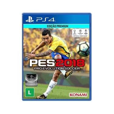 PES 2018 - Edição Premium - PS4