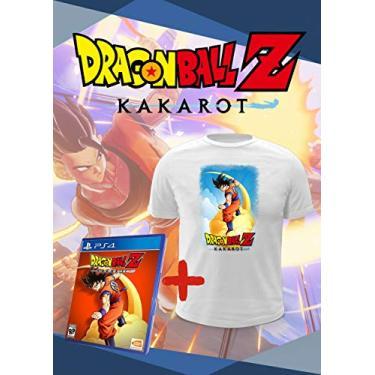 Jogo Dragon Ball Z Kakarot - PS4 Mídia Física