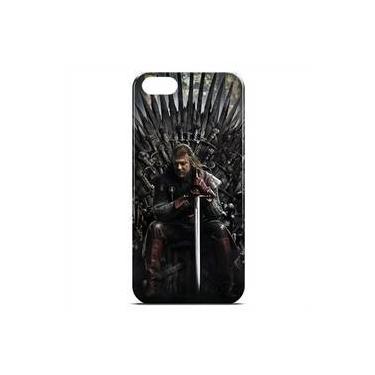 Capa Para Iphone 4 E 4s De Plástico - Game Of Thrones | Sigur Ros