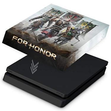 Capa Anti Poeira para PS4 Slim - For Honor