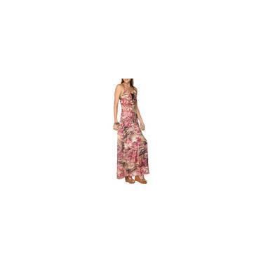 214b3fc549 Vestido Puramania Longo Estampado