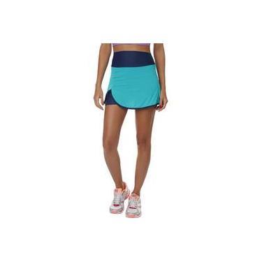 Saia-Short Esportivo Sawary Fitness Tênis Tatá
