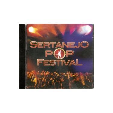 Imagem de Cd Sertanejo Pop Festival