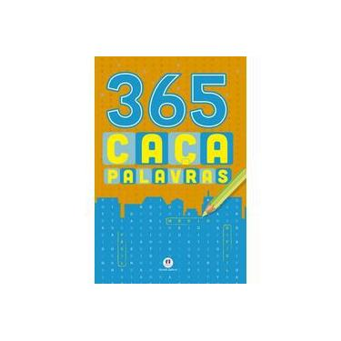 365 Caça-Palavras - Vol. 2 - Cultural, Ciranda - 9788538069492