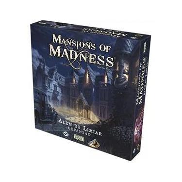 Mansions Of Madness Além do Limiar - Expansão - Galápagos