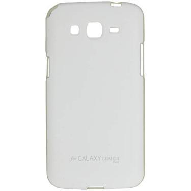 Capa Protetora Jellskin Branca - Galaxy Gran II Duos, Voia, Capa com Proteção Completa (Carcaça+Tela), Branco