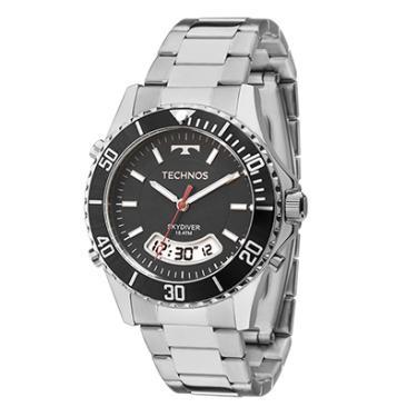 Relógio de Pulso Technos Resistente a àgua Netshoes   Joalheria   Comparar  preço de Relógio de Pulso - Zoom c7b3cd4d7d