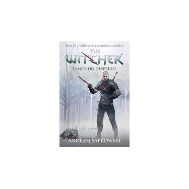 The Witcher. Tempo do Desprezo - Volume 4 - Capa Comum - 9788578279561