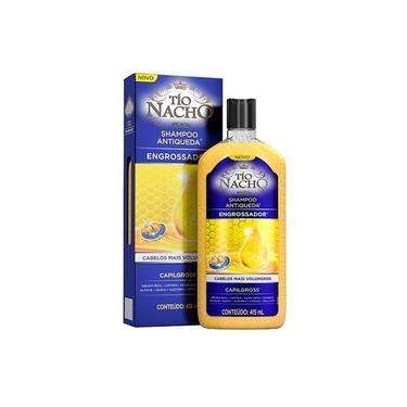 Shampoo Engrossador Antiqueda - Tio Nacho 415ml 1 Unidade