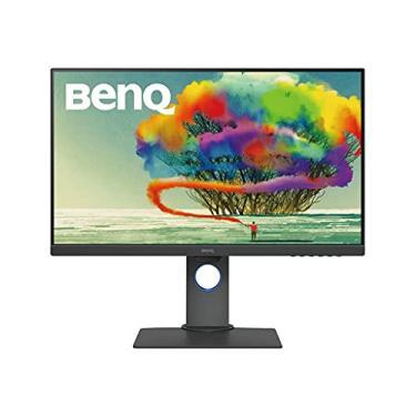 """Imagem de Monitor BenQ PD2700U 4K UHD Com HDR, 100% sRGB / Rec. 709 E 27"""" Para Edição De Vídeo e Design, BenQ, PD2700U"""