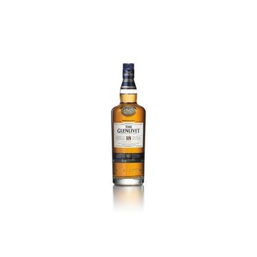 The Glenlivet Whisky Single Malt 18 anos Escocês - 750ml