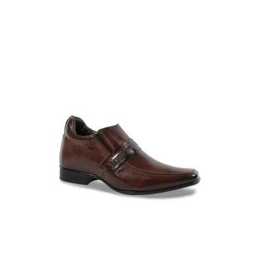 Sapato Couro Rafarillo Linha Alth 7 Cm