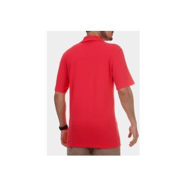 Camisa Polo Pau a Pique Coral