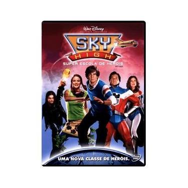 Imagem de DVD Sky High - Super Escola de Heróis