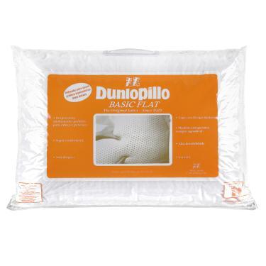 Imagem de Travesseiro Dunlopillo Basic Flat Látex 50X70 cm