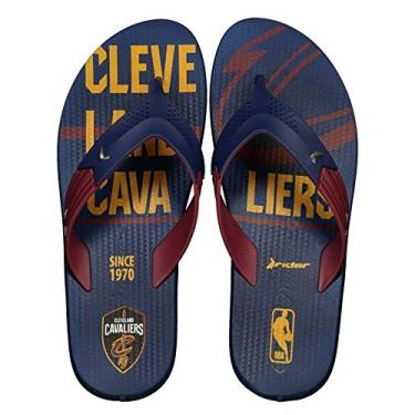 a6feae5dc Chinelo Rider Double NBA Cleveland Cavaliers Azul