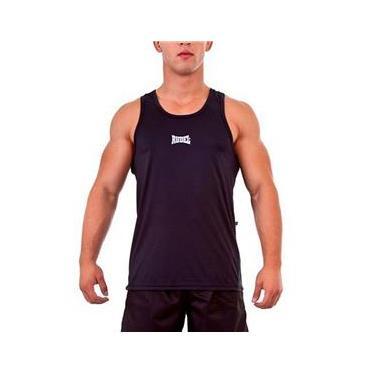 Camiseta Regata Dry Rudel - Preto