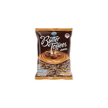 Bala Butter Toffees chokko trufa 100g 8108566 Arcor do Brasil PT 16 PT