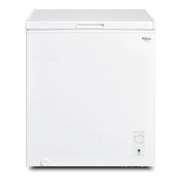 Imagem de Freezer Horizontal 2 Em 1 Philco 99 Litros 1 Porta Rodízio