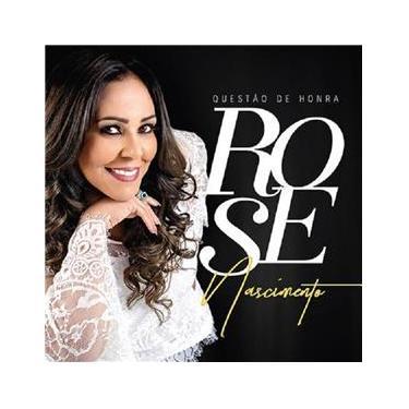 Imagem de Rose Nascimento Questão de Honra - CD Gospel