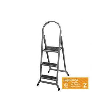 Escada Retangular De 3 Degraus 1,10 M - Utilaço