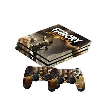 Skin PS4 Pro Far Cry Primal