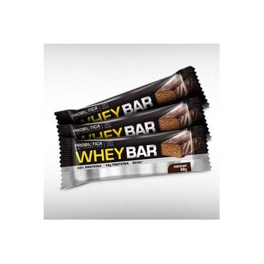 Whey Bar (barra De 40g) - Probiótica