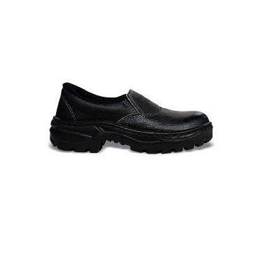 b5153c699 Sapato De Segurança Com Elástico Sem Bico Monodensidade Nº 34 Ref. Ppp 16  Proteplus 269