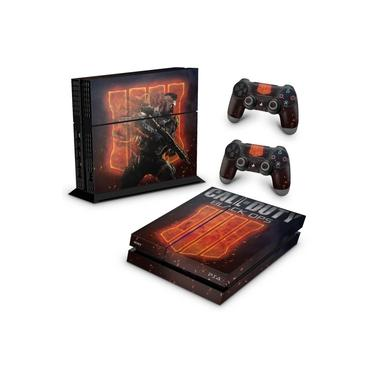 Skin Adesivo para PS4 Fat - Call Of Duty Black Ops 4