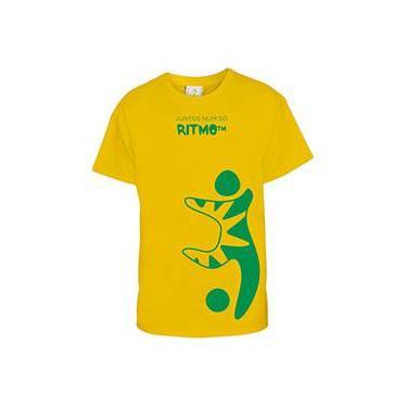 Camisas de Times de Futebol Casuais Infantil  a0722a1447586