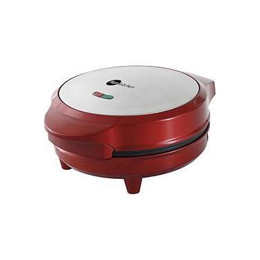 Omeleteira Duo Egg Fun Kitchen Vermelha - 800W